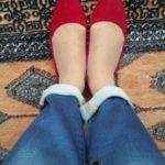 きつかった靴が履けるようになった