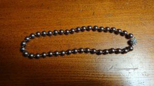 マグネット式ネックレス