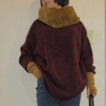 あったか!ユニクロチュニックセーター